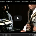 Sunday Slow Jam Vol.20 – I Can't Write Left Handed