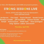 Strong Sessions Live!