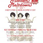 Show Announcement! Motown Meltdown April 21st, 2018!